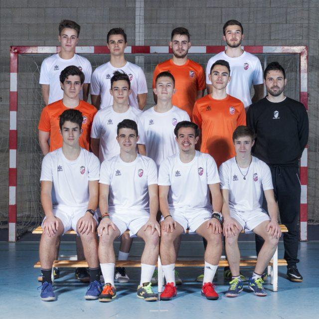 Juvenil local campeón liga 17 -18