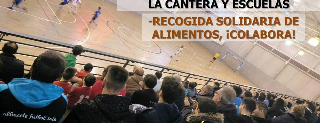 Sabado 15 Día Solidario Y Presentación De  Equipos Albacete Fs