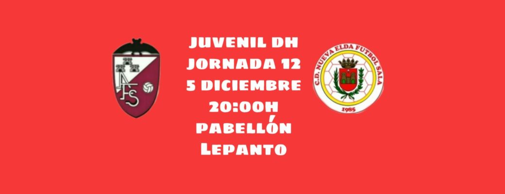 Nuestro Juvenil División De Honor, Adelanta Su Partido De Este Fin De Semana Al Jueves.