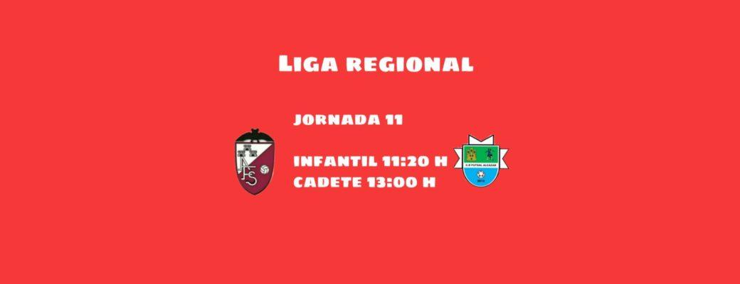 Nuestro Infantil Y Cadete Regional Se Enfrentan A CD Futsal Alcazar