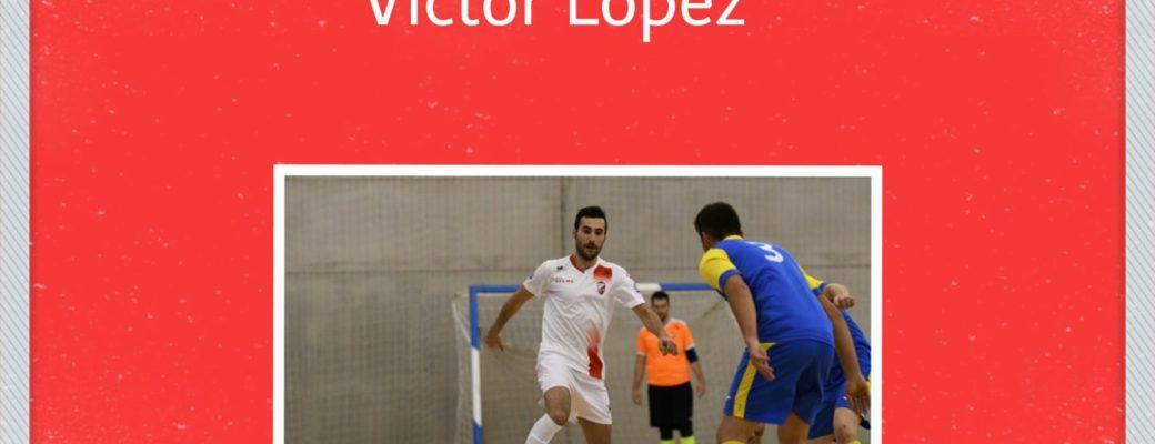 PARTE MÉDICO// Víctor López