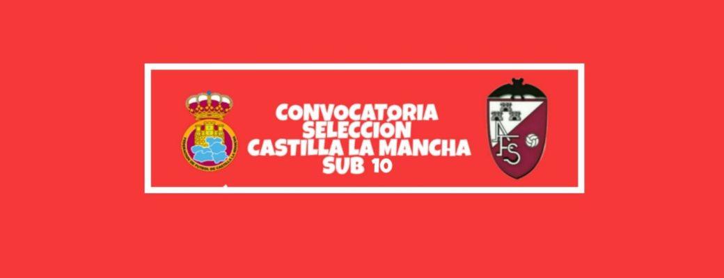 Seis De Nuestros Jugadores Citados Con La Selección Sub 10.