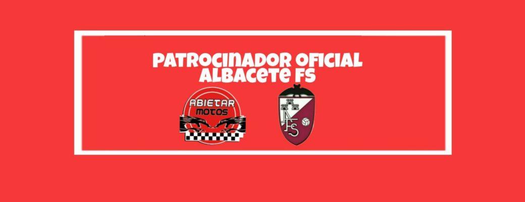 ABIETAR MOTOS, PATROCINADOR DE ALBACETE FS.