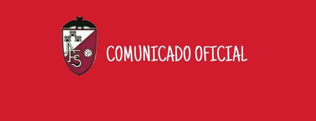 COMUNICADO OFICIAL//SUSPENDIDAS LAS DOS PRÓXIMAS JORNADAS CON MOTIVO DEL COVID-19