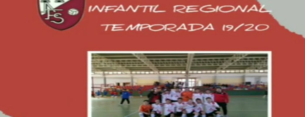 RESUMEN TEMPORADA 19/20 INFANTIL REGIONAL