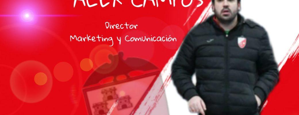ALEJANDRO CAMPOS, SERÁ EL DIRECTOR DE MARKETING Y COMUNICACIÓN DE ALBACETE FS.