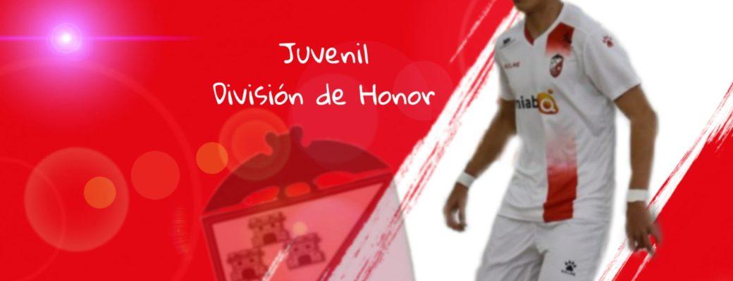 ALEX OLIVAS, VOLVERÁ A FORMAR PARTE DE LA PLANTILLA DEL JUVENIL DIVISIÓN DE HONOR.