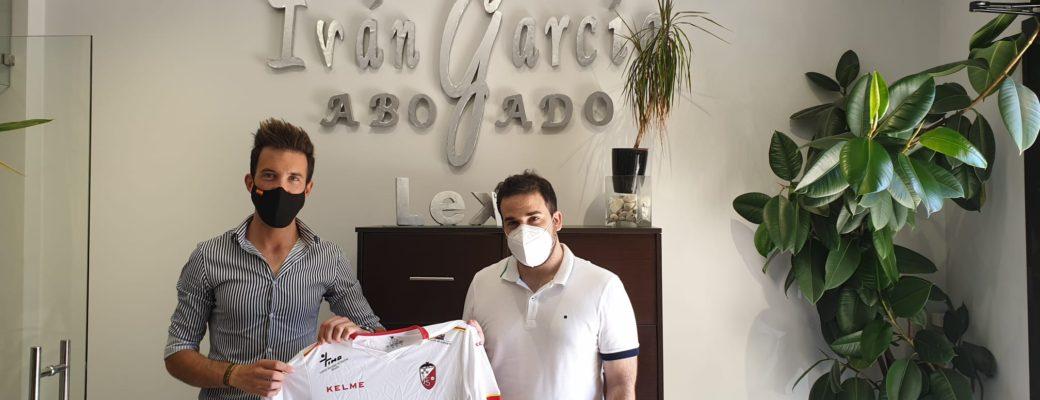 PRESENTADO EL ACUERDO DE COLABORACIÓN CON IVÁN GARCIA ABOGADOS.