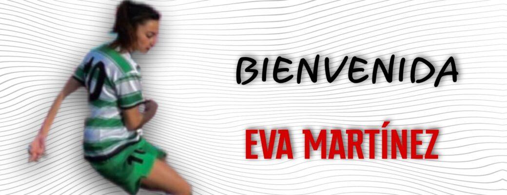 EVA MARTÍNEZ LLEGA AL ALBACETE FS.
